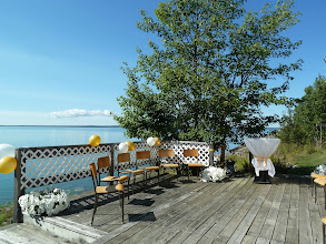 Photo: Lighthouse Lounge deck