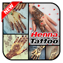 Henna Tattoo Design icon