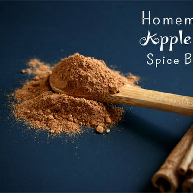 Homemade Apple Pie Spice Blend
