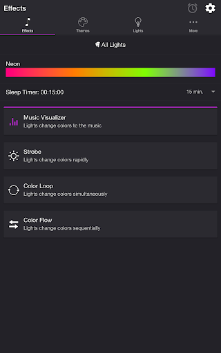 Screenshot for Soundstorm for Hue in Hong Kong Play Store