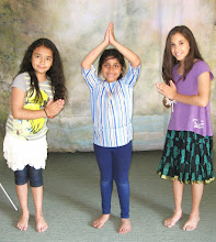 Photo: Bollywood lesson at Challenge Camp by Gargi (day 2)