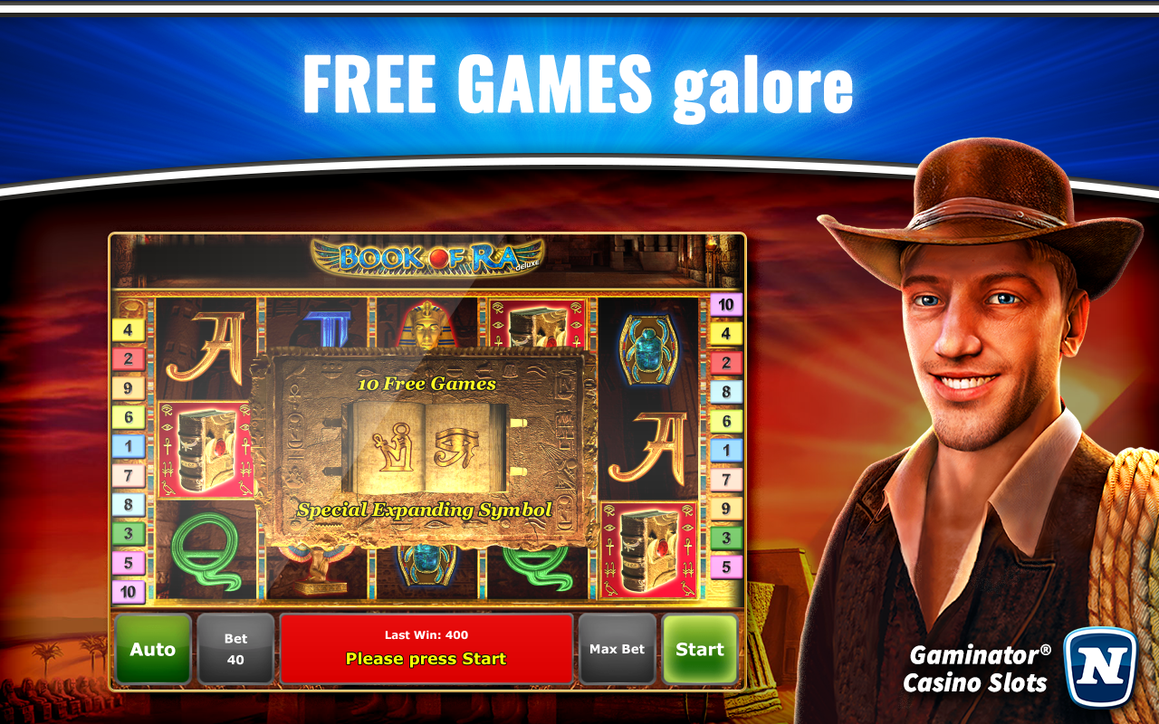 novomatic slots android