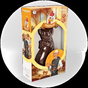 Chocolat Chat Figurines régulières