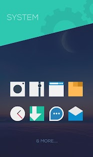Minimalist - Icon Pack Screenshot