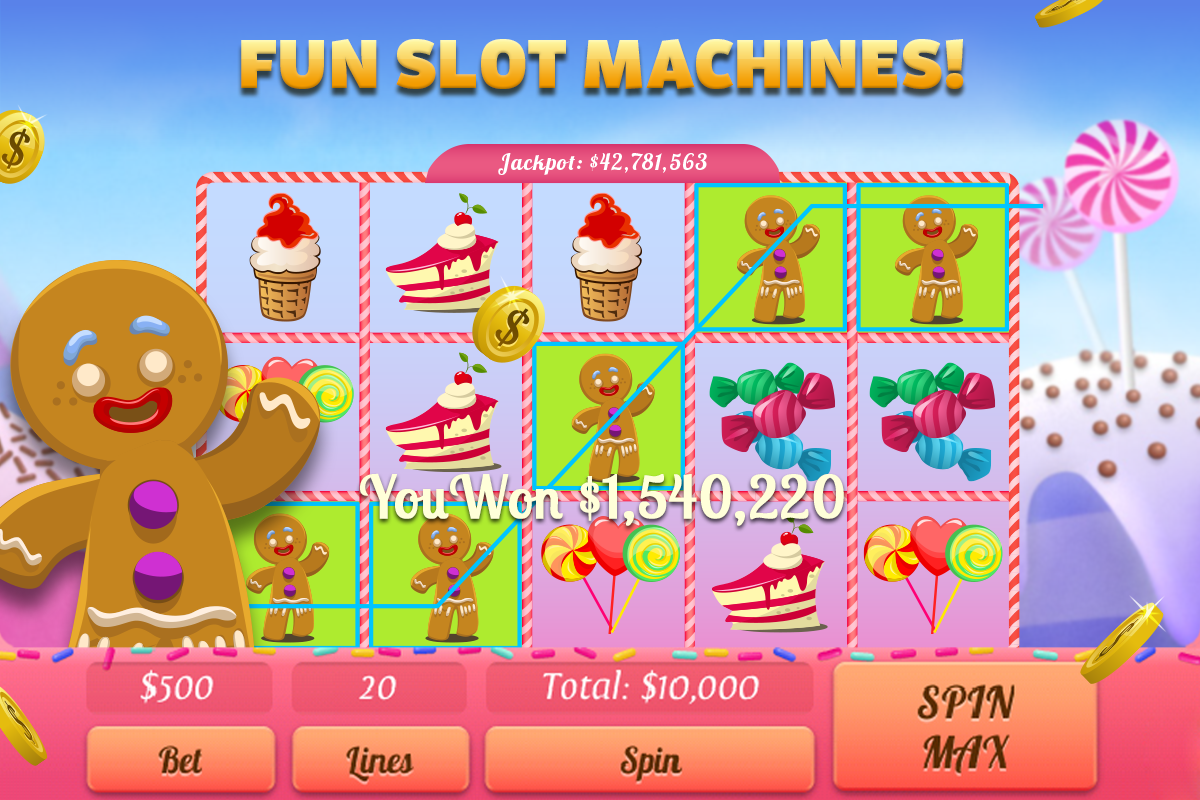 Best Video Slots - Casino Fun- screenshot
