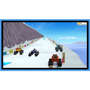 Blaze Speed Race Nitro Run Aplikasi Di Google Play