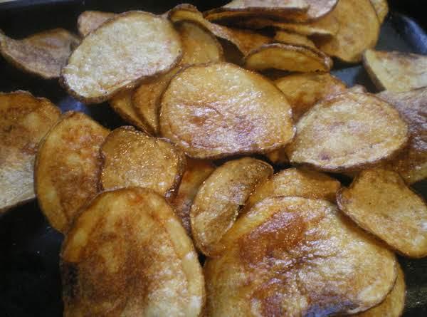 Apple Cider Vinegar Potato Chips