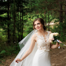 Wedding photographer Kristina Nazarova (nazarovakris). Photo of 06.08.2018