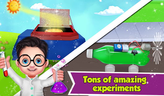 Science Tricks & Experiments In Science College - náhled