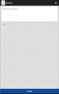 B2B screenshot