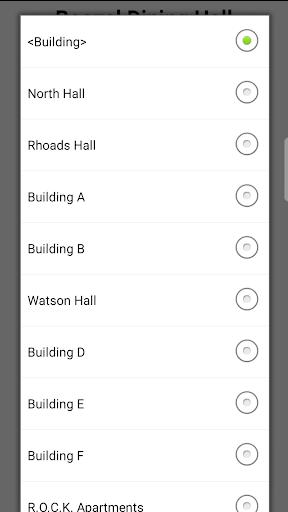 Campus Map For Sru Slipper Rock University Apk Download Apkpure Co