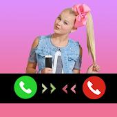 Fake Jojo Siwa Video Call Android APK Download Free By ABDERRAFIE ASKARI