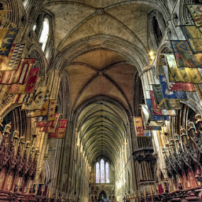 St patricks cathedral by Paul Holmes - Buildings & Architecture Places of Worship