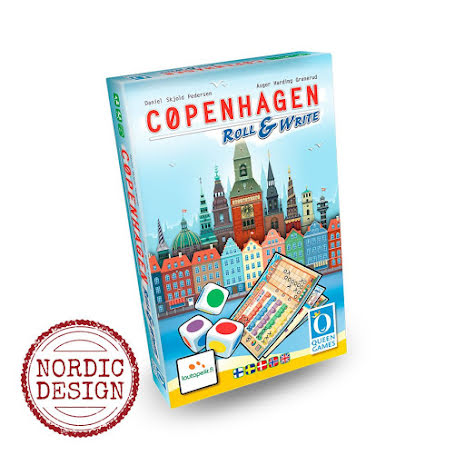 Copenhagen Roll & Write (SE)