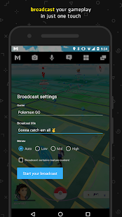 Mobcrush- screenshot thumbnail