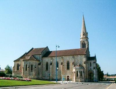 photo de église Saint Martin d'Eysines