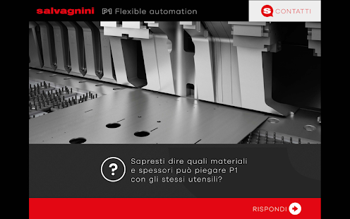 Salvagnini Kiosk- screenshot thumbnail