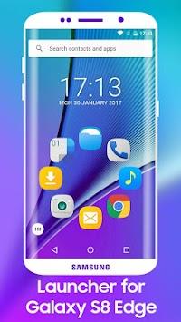 S8 Edge Launcher Theme APK Latest Version Download - Free