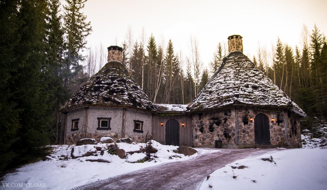 Дом Троллей