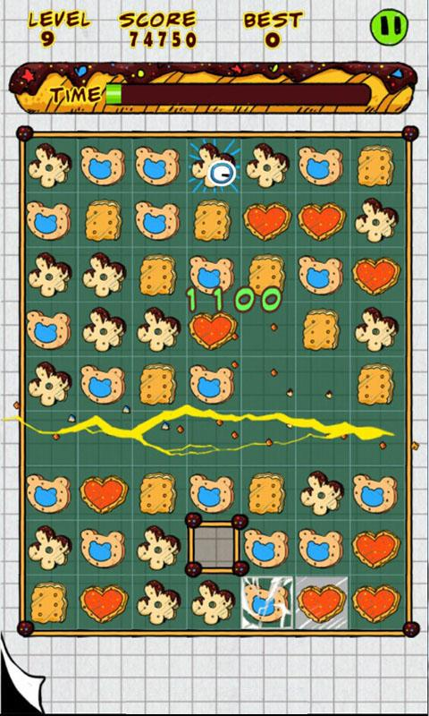 Cookie Story- screenshot