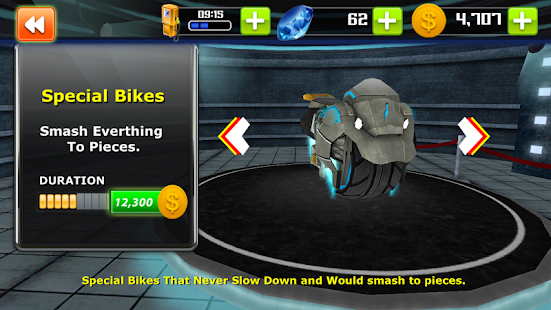Turbo Racer - Bike Racing- screenshot thumbnail