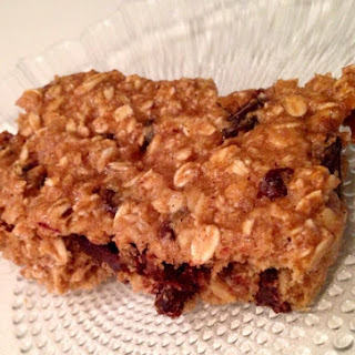 Oatmeal Bar Recipe