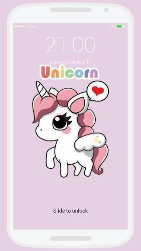 Super Kawaii Magic Unicorn Kawaii Unicorn Wallpapers
