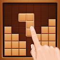 Wood Block Puzzle - Classic Brain Puzzle Game icon