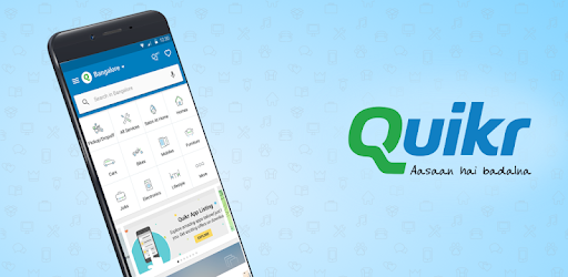 Quikr – Search Jobs, Mobiles, Cars, Home Services for PC