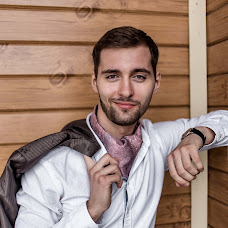 Wedding photographer Dmitriy Grankin (Grad). Photo of 20.04.2017