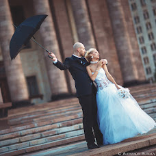 Wedding photographer Aleksandr Burdov (Burdov). Photo of 19.05.2015