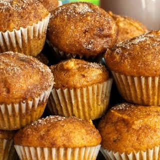 Pumpkin Mini Muffins.