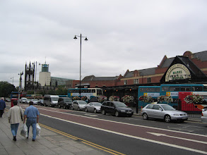 Photo: There used to be kebabs, burgers and pizza places here