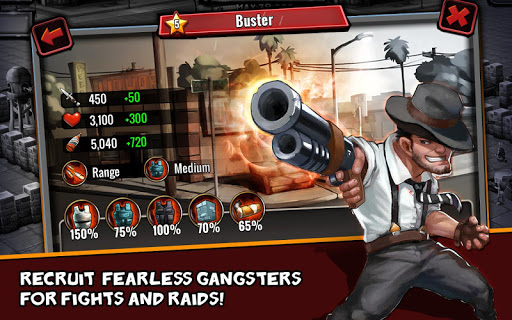 Clash of Gangs screenshot 2