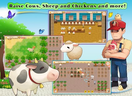 HARVEST MOON:Seeds Of Memories – miniaturka zrzutu ekranu