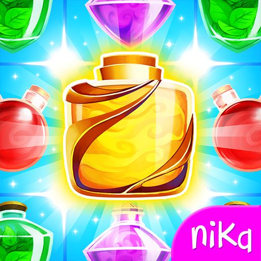 fairy mix game