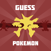 Guess the pokemon!