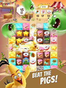 Angry Birds Match MOD (Unlimited Money) 8