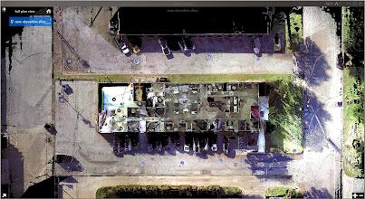 Photo: Floor Plan from Laser Scanning Project in Autodesk ReCap