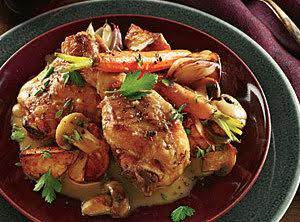 Champagne Brown Butter Chicken Recipe