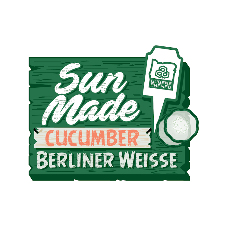 Logo of Oakshire Sun Made Cucumber Berliner Weisse