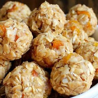 Honey Peanut Butter Protein Balls Recipes.