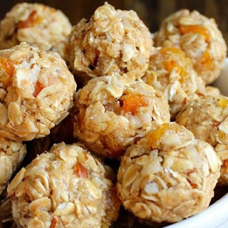 Honey Peanut Butter Protein Balls Recipes.