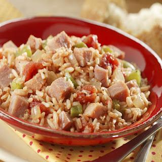 Ham Jambalaya Recipe