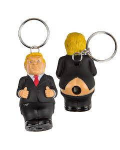 Nyckelring, Trump