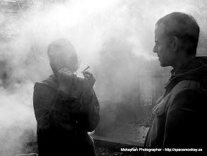 Photo: Smoke Argonaut