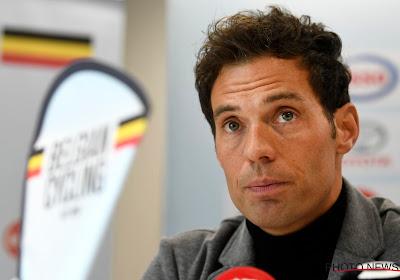 """Sven Vanthourenhout laat zich uit over niet-selectie Thibau Nys: """"Hij heeft te weinig laten zien"""""""