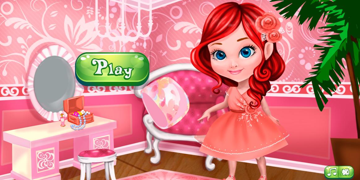 barbie girl games dress up