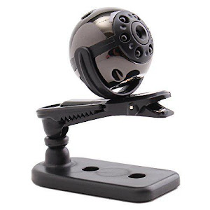 Mini camera foto-video FULL HD SQ9 cu senzor de miscare