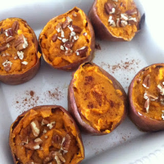 Sweet Potatoes,Two Ways